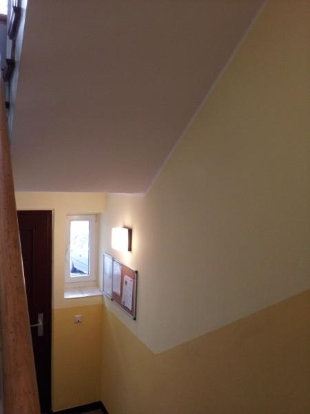 neu gestaltetes Treppenhaus